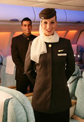 Cabin Crew are there to help you.